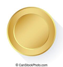 ehrennadel, gold