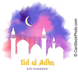 Eid al-Adha, Eid ul-Adha mubarak. Kurban Bayrami, Kurban...