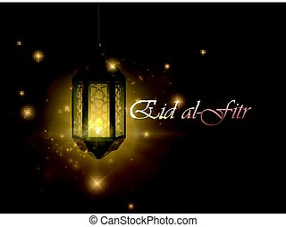 Beautiful Arabic Eid Al-Fitr Feast - eid-al-fitr-vector-islamic-religious-illustration-of-eid-al-fitr-label-and-glowing-arabic-lantern-eps-vector_csp48230149  Picture_52137 .jpg
