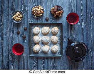 Eid and Ramadan Dates Sweets - Arabian cuisine
