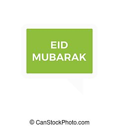 Eid  flat color icon