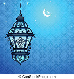 Eid ka chand Mubarak (Wish you a Happy Eid Moon ) background