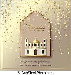Eid Mubarak islamic design