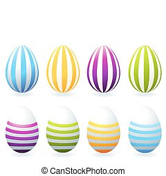 eier, ostern, sammlung