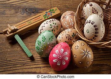 eier, ostern