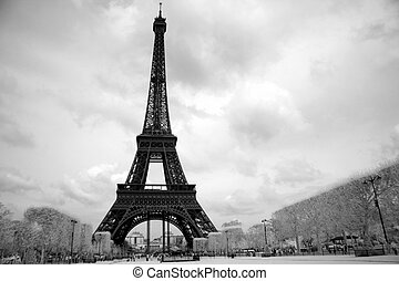 eiffel torreggia, parigi, francia