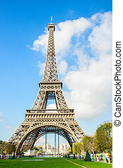 Eiffel tower , France