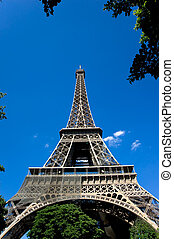 Eiffel Tower of Paris