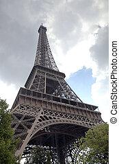 Eiffel Tower. Paris, France