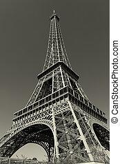 Eiffel tower, Paris, Ille-de-france, France