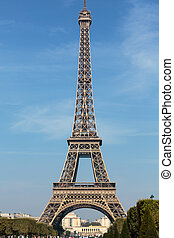 Eiffel Tower - The most famous symbol of Paris