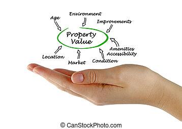 eigendom waarde
