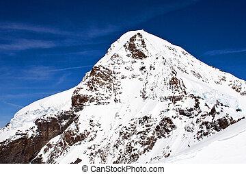 Eiger peak in the Jungfrau region