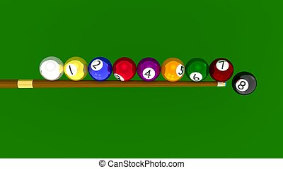 Eight Ball Pool - Trick Shot of Rol