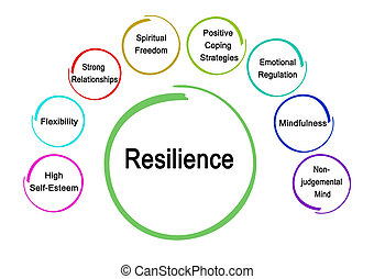 Eight drivers of Resilience