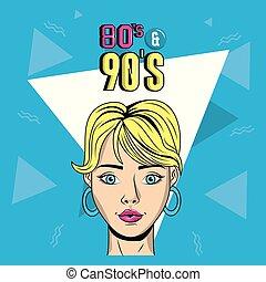 eighties, estilo, nineties