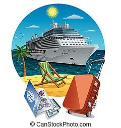 eiland, cruise