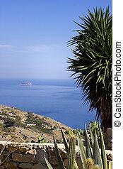 eiland, middellandse zee, malta
