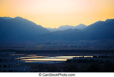 Eilat evening