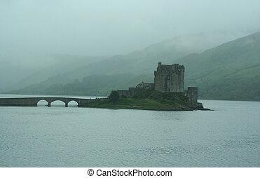 Eilean Donan Castle, Loch Duich Scotland