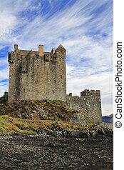 Eilean Donan Castle, western Highlands of Scotland