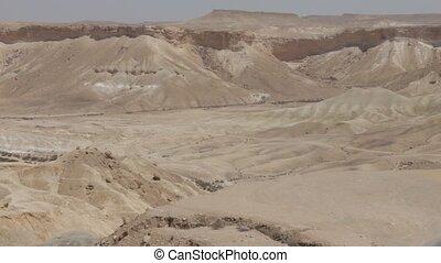 Ein Avdat Canyon. Israel.