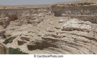 Ein Avdat Canyon. Israel
