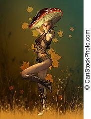 Ein Maennlein steht im Walde, 3d Computer Graphics - 3D...