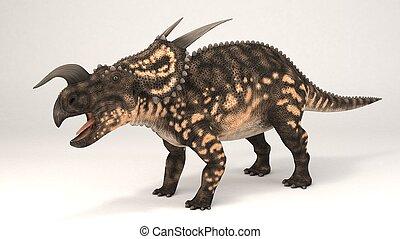 Einiosaurus-Dinosaur