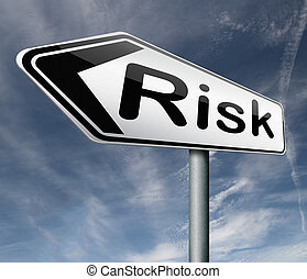 einschätzung, risiko