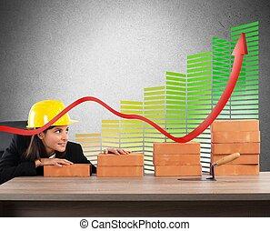 einsparung, und, energieeffizienz