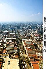 Eje Central Lazaro Cardenas in Mexico City