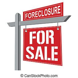 ejecución hipoteca, señal