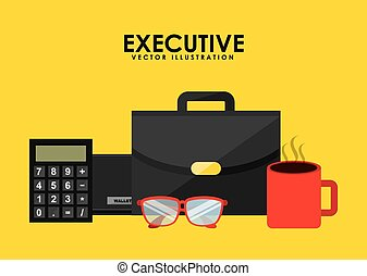 ejecutivo, equipo