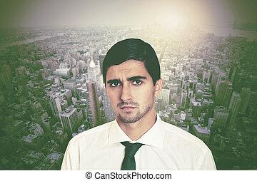 ejecutivo joven