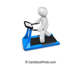 ejercicio, noria