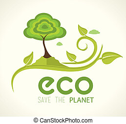 ekologi, design