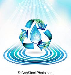 ekologi, ikon