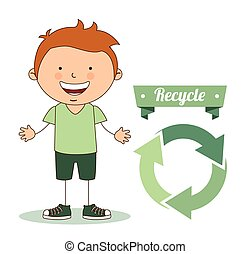 ekologiczny, dzieciaki