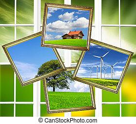ekologie, oběžnice