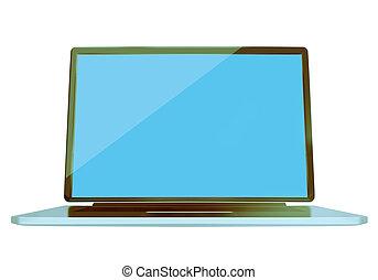ekran, komputer