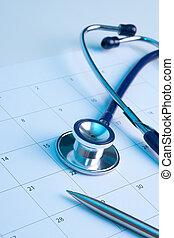 eksamen, medicinsk