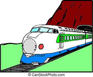 ekspres tog