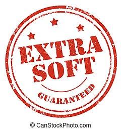 ekstra, soft-stamp