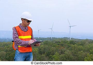 elétrico, escrita, área de transferência, manutenção, relatório, engenheiro