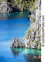 el , φιλιππίνες , θαυμάσιος , λιμνοθάλασσα , nido