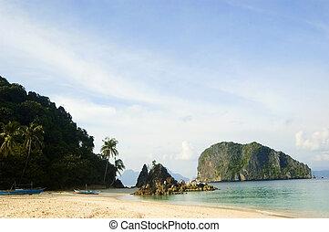 el , φιλιππίνες , παραλία , nido