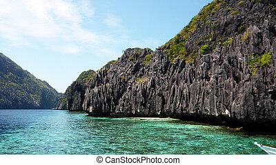 el , φιλιππίνες , palawan , nido