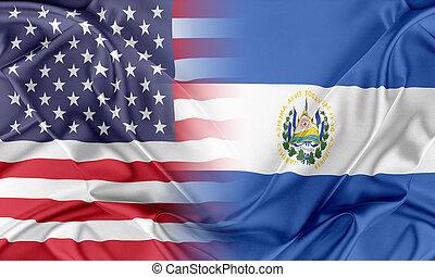 el, アメリカ, サルバドール
