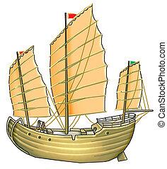 el, barco, 4